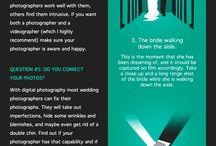 Ślub i wesele / Przygotowania