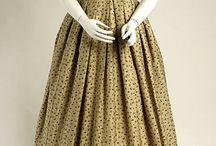 Clothing 1830-1839