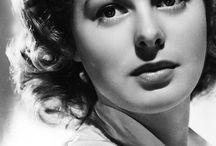 Ingrid Bergman / Beautiful and talented / by Ingrid Houdek
