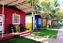Palolem Beach Resort, canacona South, Goa / Cubagoa leaders In Holiday Management Offers multi-cuisine beach shack restaurant with 3 Star Beach Resorts Hotel Rooms Accommodation Palolem In South Goa More Info : http://www.cubagoa.com/palolem-beach-resort-goa.html