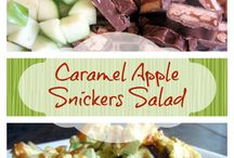 Recipes: Apple Dishes / Some FAB ways to put those awesome apples to use in your daily menus! / by Fabulessly Frugal