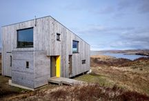 Timber Clad Houses