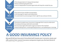 Why Choose an Independent Agent / A board explaining the benefits of an independent insurance agent in an easy-to-understand, visual way you may not have seen before.