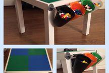 Storage play ideas