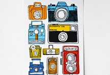 Artsy / Prints I would like in my house. / by Sarah Chong