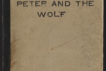 Peter & the wolf. / Pierre et le loup.     Петя и волк. ピーターと狼.