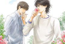 《 花は咲くか 》Hana wa saku ka / BL漫画 manga