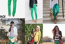 clothes! / by Jade Kamowski Allen