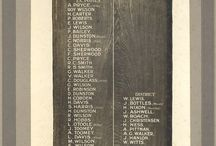 Australian War Memorials and Honour Boards