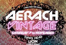 At the 7th of november 2015 DJ Pushee live in the Turks Head, Dublin, Ireland.