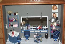 Beauty Shop Diorama / by Cheryl Rister