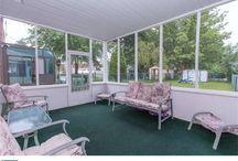 Country Porch Design