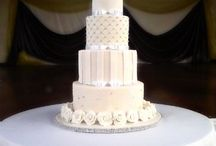 Wedding Cakes Made by Zee's Cake Corner / Rustic Wedding cake