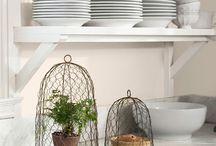 awesome kitchen ideas / by Debra Bible