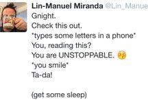 Lin's precious tweets