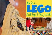 * LEGO Activities Galore! / Lego ideas for learning and play