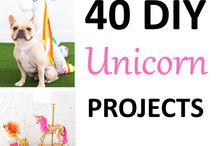 U is for unicorns