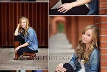 Senior Girls Photography