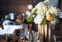 Table Scapes / Table setting, decor, plates, center pieces and objects that create an atmosphere for dinning  / by Linda Randall