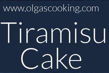 Tirimasu Cakes