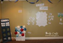 Dr Who party ideas