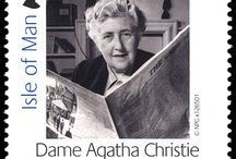 All about agatha Christie! / by Amelia Carrera