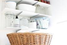 Laundry style / Laundry ideas