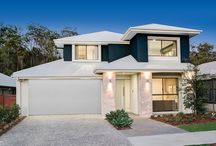 Double Storey Home Designs / Building Design at Ownit Homes varies depending on your unique requirements. We have experience with new home designs across a range of land, shapes and sizes.  See all our designs (single and double storey) here:  http://ownithomes.com.au/home-designs/
