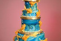 cake -awesome art kind / by Kathleen De Simone