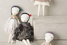 Art & Rag Dolls