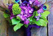 Bouquet viola2