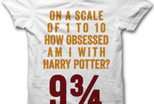 Harry Potter • 9¾ / by Mallory W