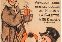 Affiches et Cartes Postales / Affiches de cinéma , spectacle, publicités anciennes... Etc