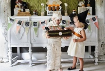 Trick or Treat / Halloween / by Kimmie Faye Brown