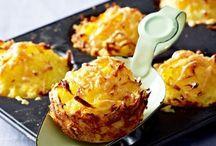 Rund um die Knolle Kartoffel- Rezepte
