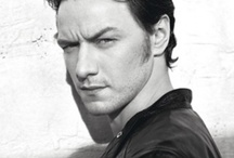 JAMES MCAVOY / by Yasmeen Grandison