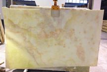 White Onyx with Green / White Onyx with Green (Ready For Sale)