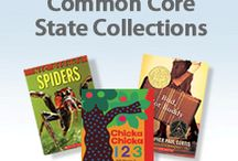 Common Core Standards / by Priscilla Shiogi