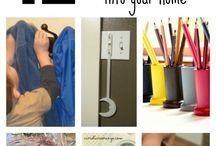Montessori ideas for home