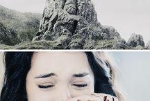 "Lyanna Stark & Rhaegar Targaryen's story. / ""Rhaegar loved his lady Lyanna and thousands died for it."""