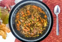 Recipe- red meat