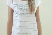 Camisetas / Nonapapallona, Be dressferent. www.nonapapallona.com