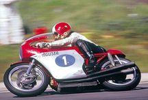 Famous drivers - motorbike / Motor race hero's
