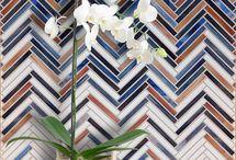 Glass Tile Gradients