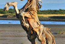 Holz Figuren