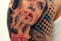 Tattoo's en piercings