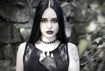 Im Gothic Forever / Gothic people - The goth subculture is a contemporary subculture found in many countries. It began in England & keep rocking up here in Pinterest - Welcome