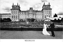 Blenheim Palace Wedding Photography / Wedding photography at Blenheim Palace by Weddings by Nicola and Glen