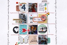 SCRAPBOOKING PAGES / by Jo-Ann Pullen