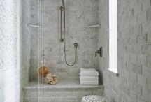 Bathroom Ideas/ Vanity / Tiles
